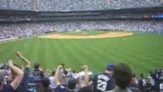 Jason Giambi Walkoff Home Run - June 5, 2008 - Yanks-Jays