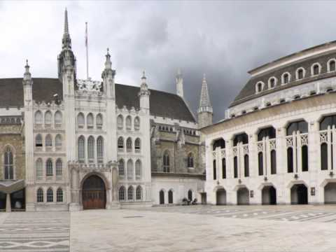 London. The Guildhall