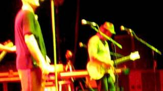 Midnight Oil - live Canberra 2009 - band intro banter