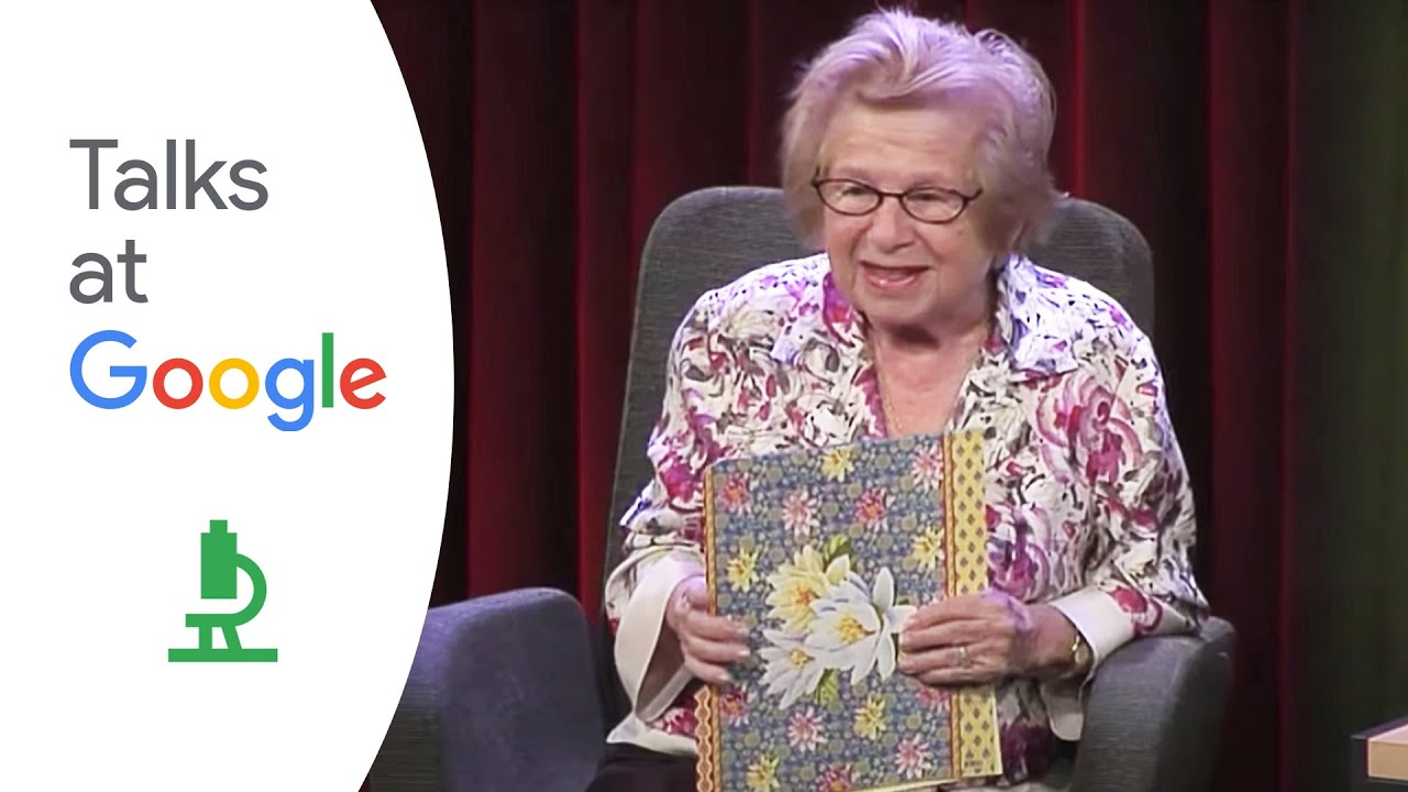 Sexually Speaking | Dr. Ruth | Talks at Google
