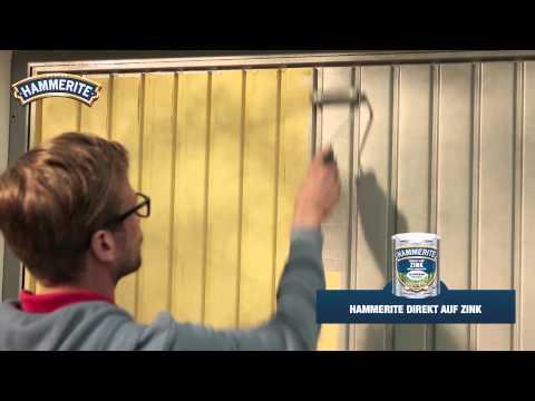 verzinktes-metall-lackieren---hammerite-direkt-auf-zink