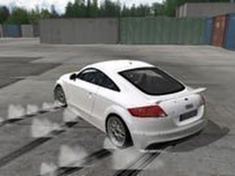 Audi Tt Rs Drift Youtube