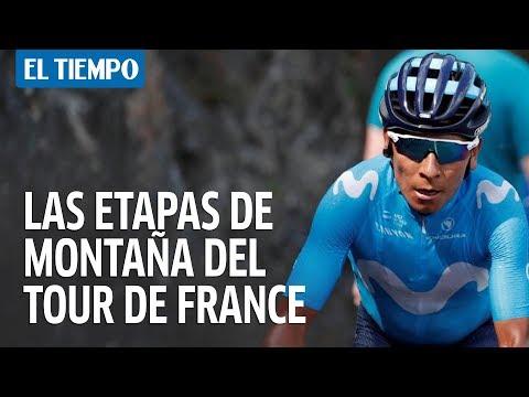Las cinco etapas de montaña que podrían definir el Tour de Francia 2019   EL TIEMPO