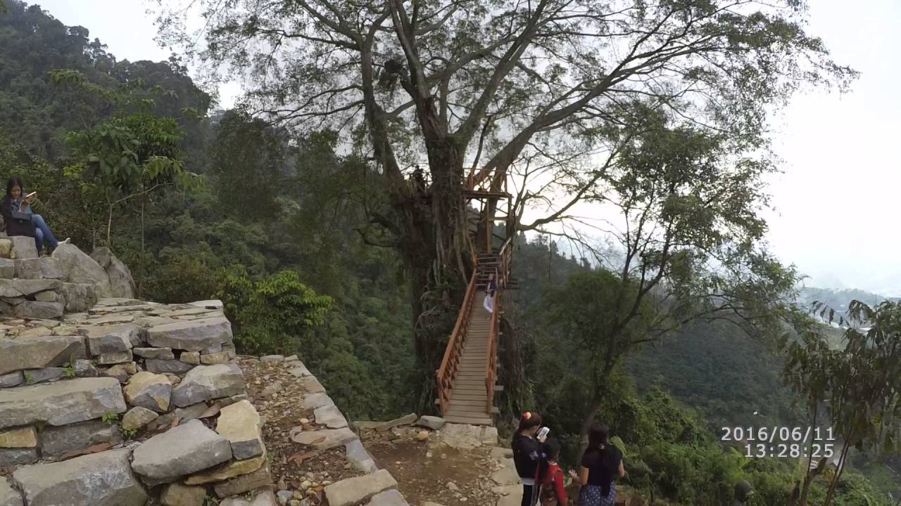 Ekowisata Curug Ciherang Rumah Pohon
