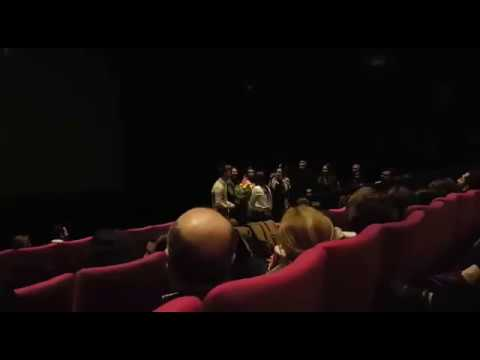 Surprise Marriage Proposal In The Cinema Youtube