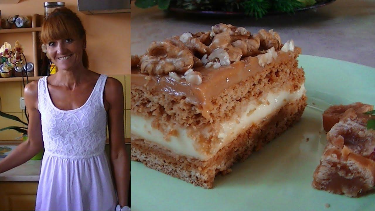 Ciasto Miodowa Krówka Kuchniarenaty