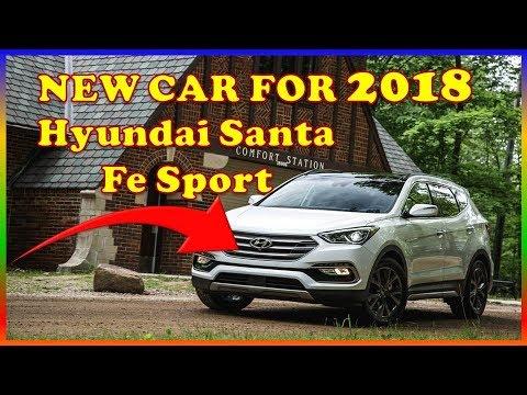 LATEST NEWS - NEW CAR FOR 2018 : Hyundai Santa Fe Sport- #AutomotiveSlideNews
