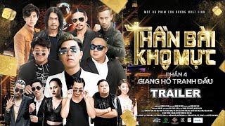 Phim Ca Nhạc Giang Hồ Tranh Đấu Trailer - Dương Nhất Linh, Hiếu Hiền, Tân Chề | Thần Bài Khô Mực P4