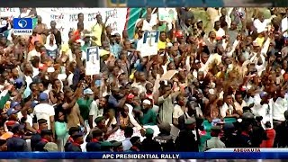 General Elections: Angry Scenes During APC Rally In Ogun