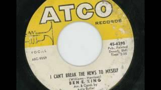 BEN E. KING - I can
