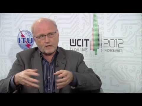 ITU INTERVIEW @ WCIT - 12:  Paul Budde, Independent Telecommunications Analyst, BuddeComm