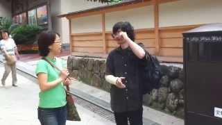 2010年6月25日に池田冬彦さんと江ノ島に遊びに行った際のムービーです。