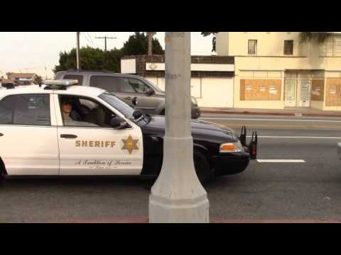cop speech cop foot in mouth cop ridiculous LAPD - LA PORT POLICE - LASD