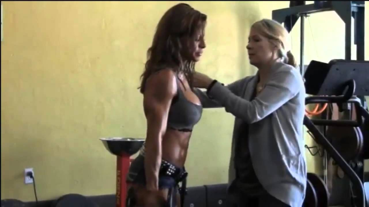 Ava Cowan - Flex Magazine Shoot - June 2011 - YouTube