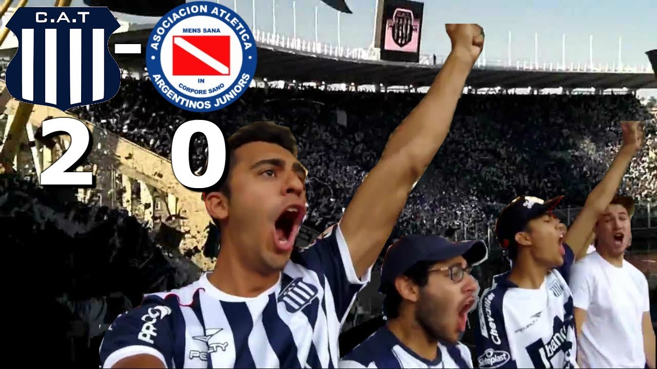 ||REACCIONES|| TALLERES 2 VS ARGENTINOS JRS 0|| SUPERLIGA ARGENTINA FECHA 17||