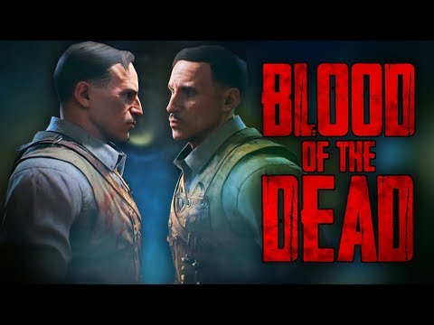 *NEW* Black Ops 4 Zombies – 'Blood of the Dead' Cinematic Trailer! (Live Reaction)