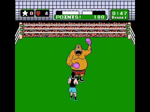 Mike Tyson's Punch-Out - King Hippo