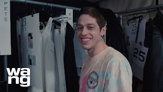 Pete Davidson's Model Boot Camp | alexanderwang