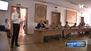 RETRANSMISJA XIII SESJI RADY MIASTA NIDZICA Z DNIA 22.08.2019