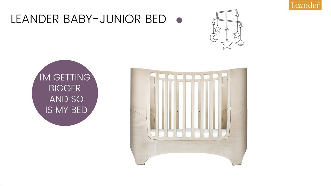 Abc Design Buggy Board Anleitung Order Leander Baby Bed 70x120 Cm Online Kindermaxx