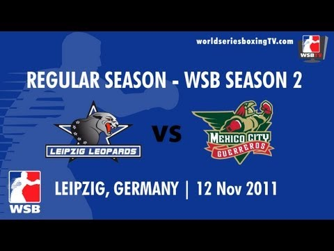 Leipzig vs. Mexico City - Week 1 WSB Season 2