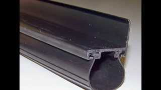 Garage Door Bottom Weather Seal  By Droppingtimber.com