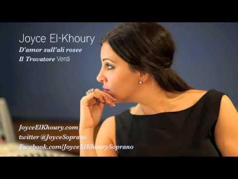 Joyce El-Khoury - D'amor sull'ali rosee VERDI Il Trovatore