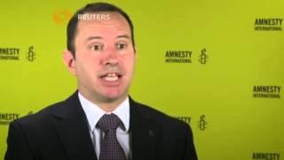 منظمة العفو: الهجمات السورية بالبراميل المتفجرة جرائم ضد الإنسانية