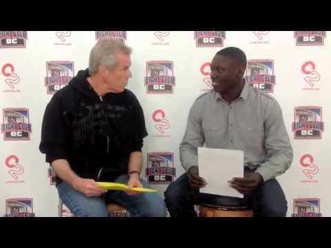 Beyond the Brawl-Curtis Millender Signs