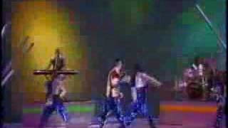 Vanilla Ice Ice Ice Baby Live En MTV  AWARDS 1990 PERFONMANCE LIVE