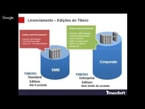 Terça de Dados #13 – Tibero, uma nova opção de SGBD