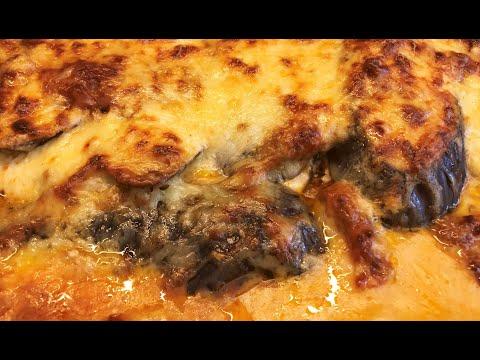 gratin-d'aubergine-bÉchamel/recette-facile