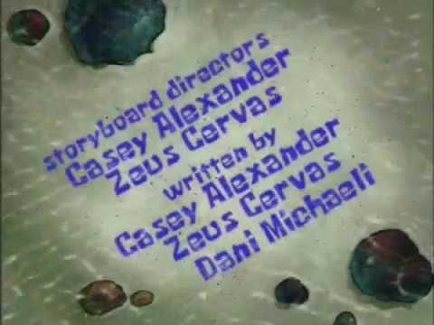 Spongebob Season 6 Episode Titles