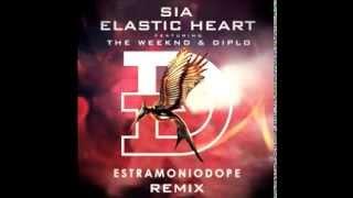 Sia - Elastic Heart ft. The Weeknd & Diplo (ESTRAMONIODOPE Remix)