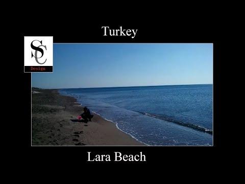 Turkey Antalya Lara Beach