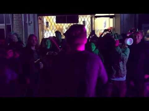 Nuit Blanche - Toronto - Music on Queen St. West - September 29, 2018