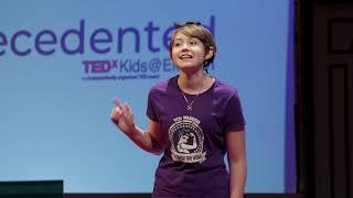 What Makes Us Doesn't Break Us | Skylar Weeden | TEDxKids@ElCajon