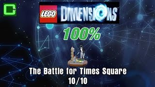 The Battle for Times Square   All Minikits / Rescue   Ghostbusters 2016 Story Pack   Lego Dimensions