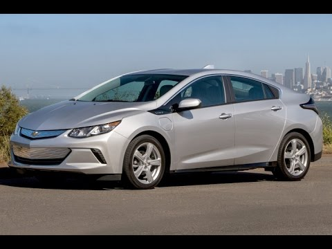 Chevrolet Volt 2017 Car Review