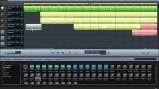 как создавать офигительную музыку в программе MAGIX Music Maker 2013!!!