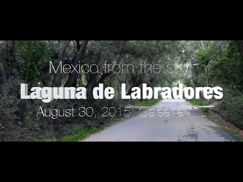 Laguna de Labradores, Galeana, NL: Mexico from the Sky