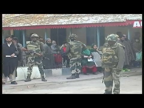 BSF personnel shot dead by colleague