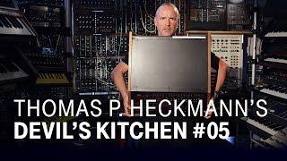LINN LM-1 DRUM COMPUTER PRESENTED BY THOMAS P. HECKMANN
