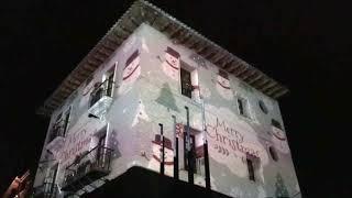 Videomapping Enciéndete Navidad en Navarrete