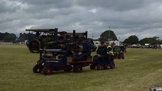 CLWLD Society Vintage Machinery 40th Show Full Size and Miniature Steam Part 2