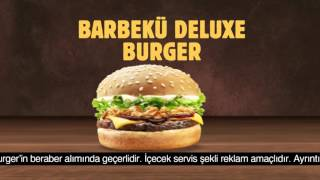 Barbekü Deluxe Burger
