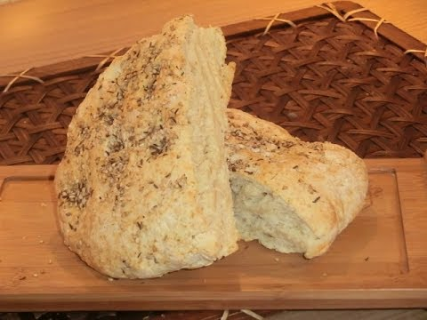 Spelt Bread Recipe - How To Make Bread - Bread Without Yeast - Dinkelbrot