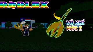 * New Code * and Rewiew weapons Event – Boku no Roblox: NinhSenpai