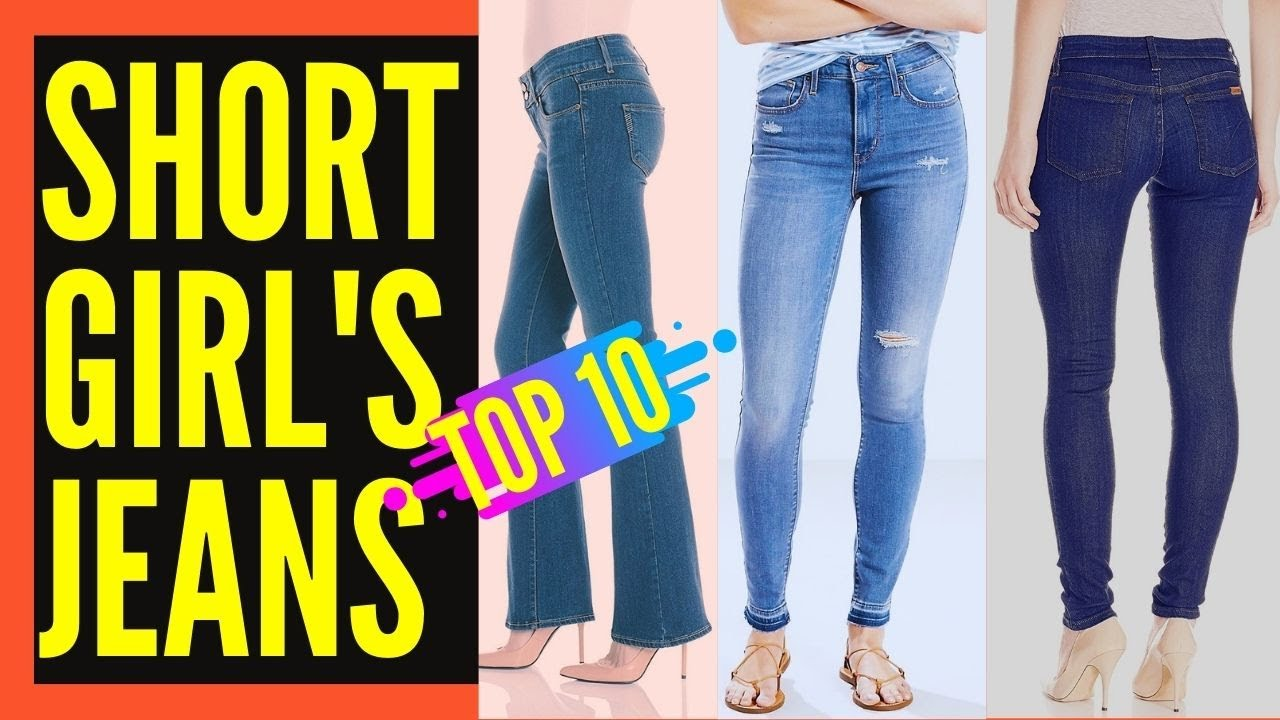 90a4019fe540f Best Jeans for Short Girls or Women