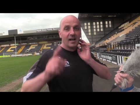 Paul Cook post-Notts County